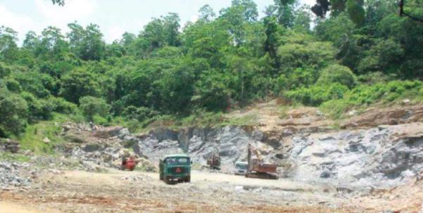 ruwanpura highway construction